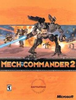 <i>MechCommander 2</i> 2001 real-time tactics video game