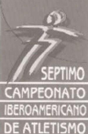 1996 Ibero-American Championships in Athletics - Image: Medellin 1996logo