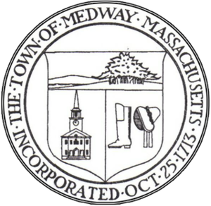 Medway, Massachusetts - Image: Medway Seal MA