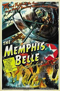<i>Memphis Belle: A Story of a Flying Fortress</i> 1944 film by William Wyler
