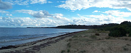 Merricks Beach, Victoria panorama.jpg