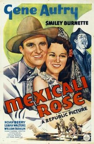 Mexicali Rose (1939 film)