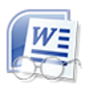 Microsoft Word Viewer - Image: Microsoft Word Viewer icon
