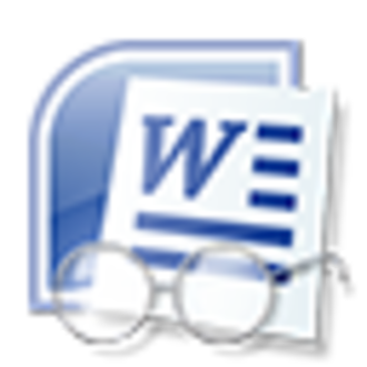 Microsoft Word Viewer - Image: Microsoft Word Viewer icon