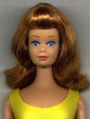 Midge (Barbie) - A 35th anniversary Midge reproduction doll, produced for collectors.