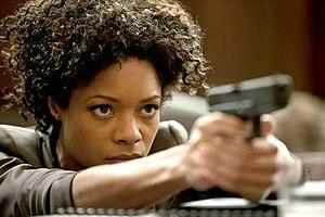 Miss Moneypenny - Naomie Harris in Skyfall