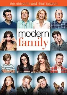<i>Modern Family</i> (season 11) 2019-20 season of American sitcom Modern Family