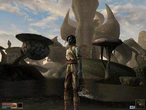 The Elder Scrolls - Image: Morrowind 1