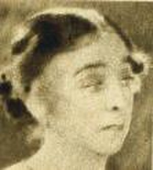 Muriel Aked - Aked in 1938
