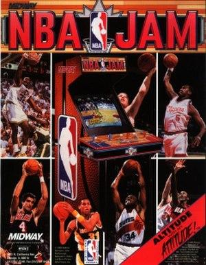 NBA Jam (1993 video game) - NBA Jam