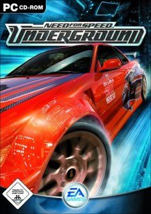 Need for Speed: Underground - Wikipedia