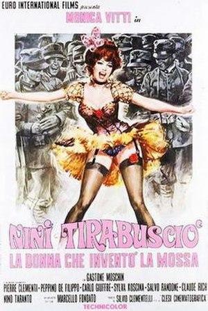 Ninì Tirabusciò: la donna che inventò la mossa - Film poster