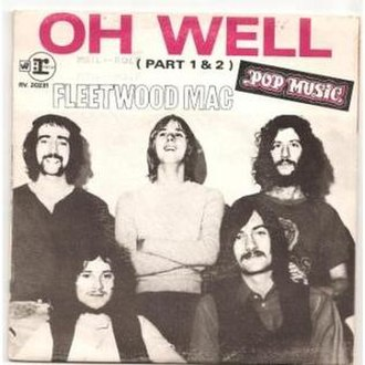 Fleetwood Mac — Oh Well (studio acapella)