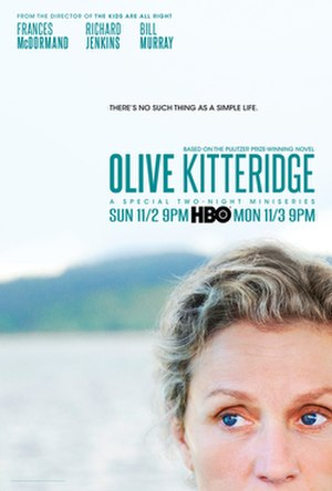 Olive Kitteridge (miniseries) - Image: Olive Kitteridge poster