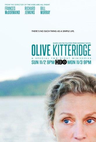 Olive Kitteridge (miniseries) - Image: Olive Kitteridge poster