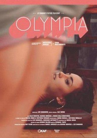 Olympia (2011 film) - Film poster