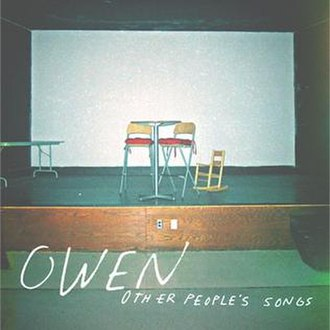 Other People's Songs (Owen album) - Image: Other People's Songs Album Cover