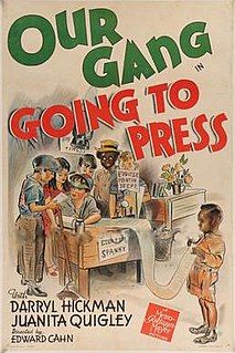 <i>Going to Press</i> 1942 film by Edward L. Cahn