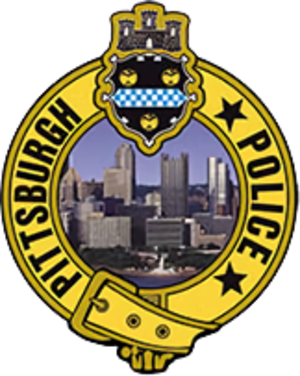 Pittsburgh Police - Image: PA Pittsburgh Police Logo