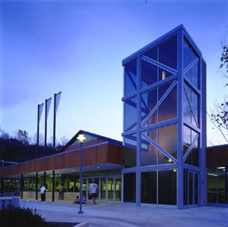 Park School of Baltimore - Image: Park gymnasium