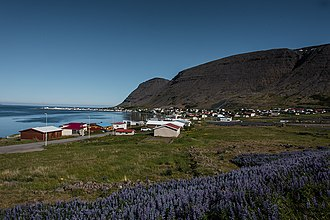 Patreksfjörður - Patreksfjörður is a small village in West Fjords in Iceland