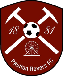 Paulton Rovers F.C. Association football club in England