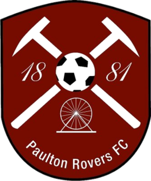 Paulton Rovers F.C. - Official crest
