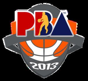 2012–13 PBA season - Image: Pba 2012 13 logo