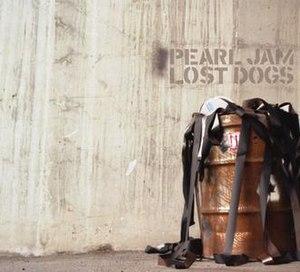 Lost Dogs (album) - Image: Pearl Jam Lostdogscover