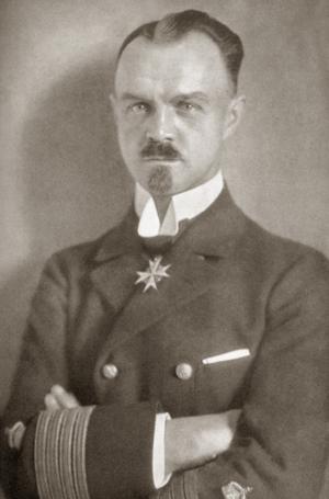 Peter Strasser - Peter Strasser during WWI