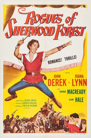 Rogues of Sherwood Forest - Image: Poster of the movie Rogues of Sherwood Forest