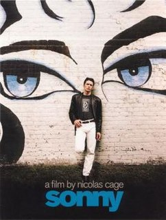 <i>Sonny</i> (film) 2002 American film by Nicolas Cage