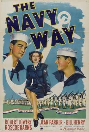 The Navy Way - Image: Poster of the movie The Navy Way