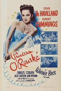 <i>Princess ORourke</i> 1943 film by Norman Krasna