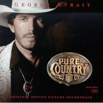 Pure Country (soundtrack) - Image: Pure Country