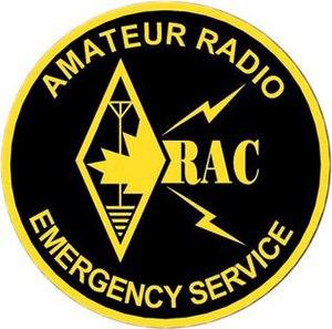 Amateur Radio Emergency Service - Image: RACARES