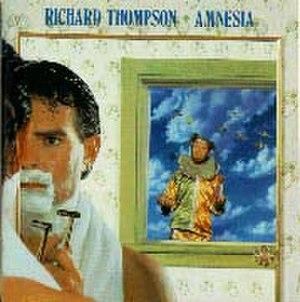 Amnesia (Richard Thompson album) - Image: RT Amnesia