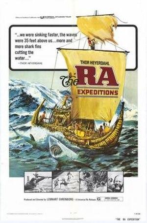 Ra (1972 film) - Film poster