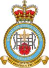 Raf kenley badge.png