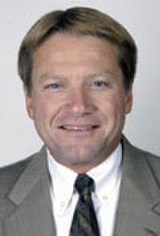 Randy Walker (American football coach) - Image: Randy Walker