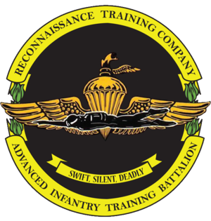 United States Marine Corps Reconnaissance Training Company - Recon Training Company, SOI (West)