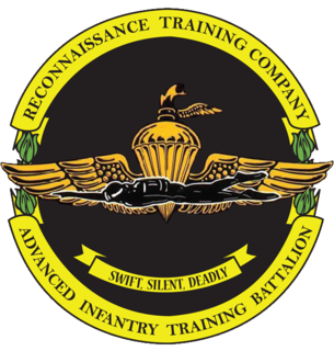 United States Marine Corps Reconnaissance Selection and Indoctrination
