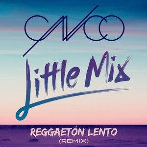 Reggaetón Lento (Bailemos) - Image: Reggaeton Lento Remix