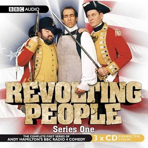 Revolting People - CD cover of the first series