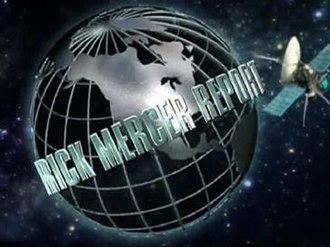 Rick Mercer Report - Rick Mercer Report main title