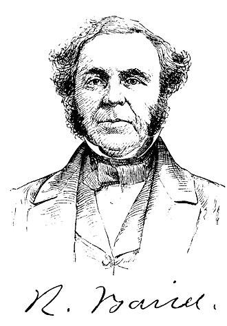 Robert Baird (clergyman) - Robert Baird
