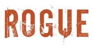 Rogue (TV series) - Image: Rogue (TV) logo