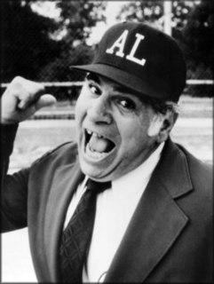 Ron Luciano American professional baseball umpire