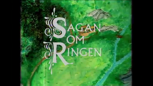 Sagan om ringen (1971 film) - Title card from the first episode