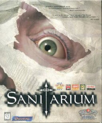 Picture of a game: Sanitarium